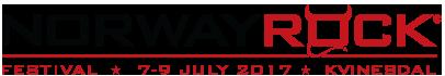 Norway Rock Festival | 7-9 Juli 2017 Kvinesdal