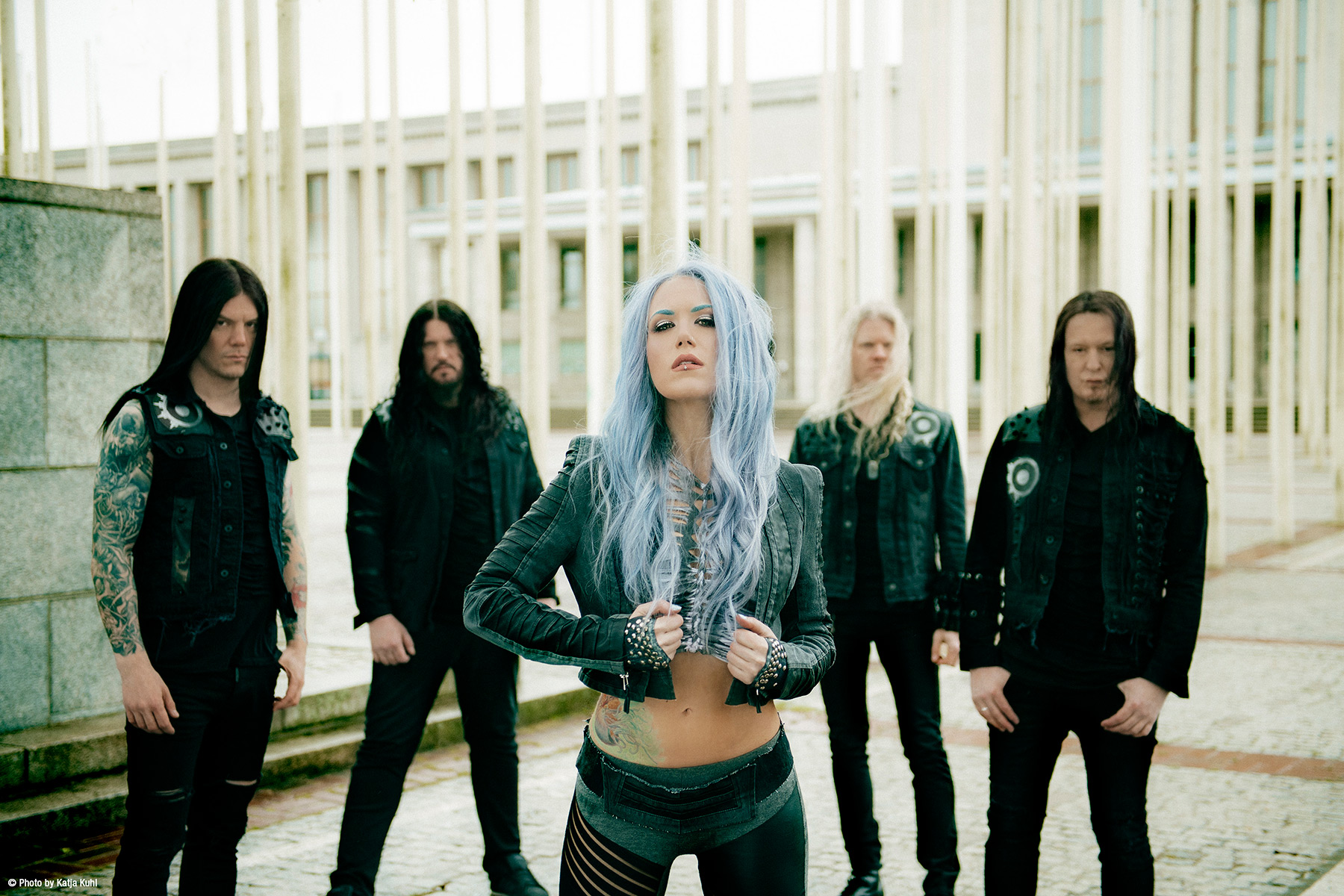 Arch Enemy Og 9 Andre Band Klare For Norway Rock 2019!