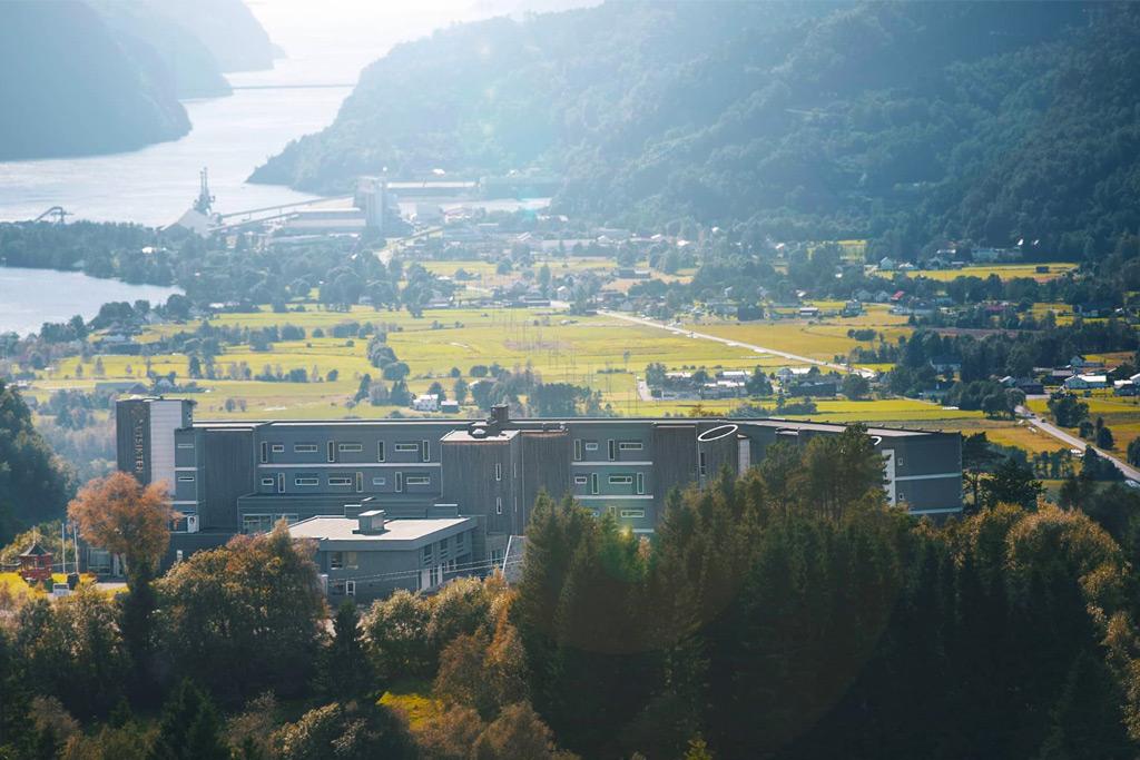 Utsikten Hotell