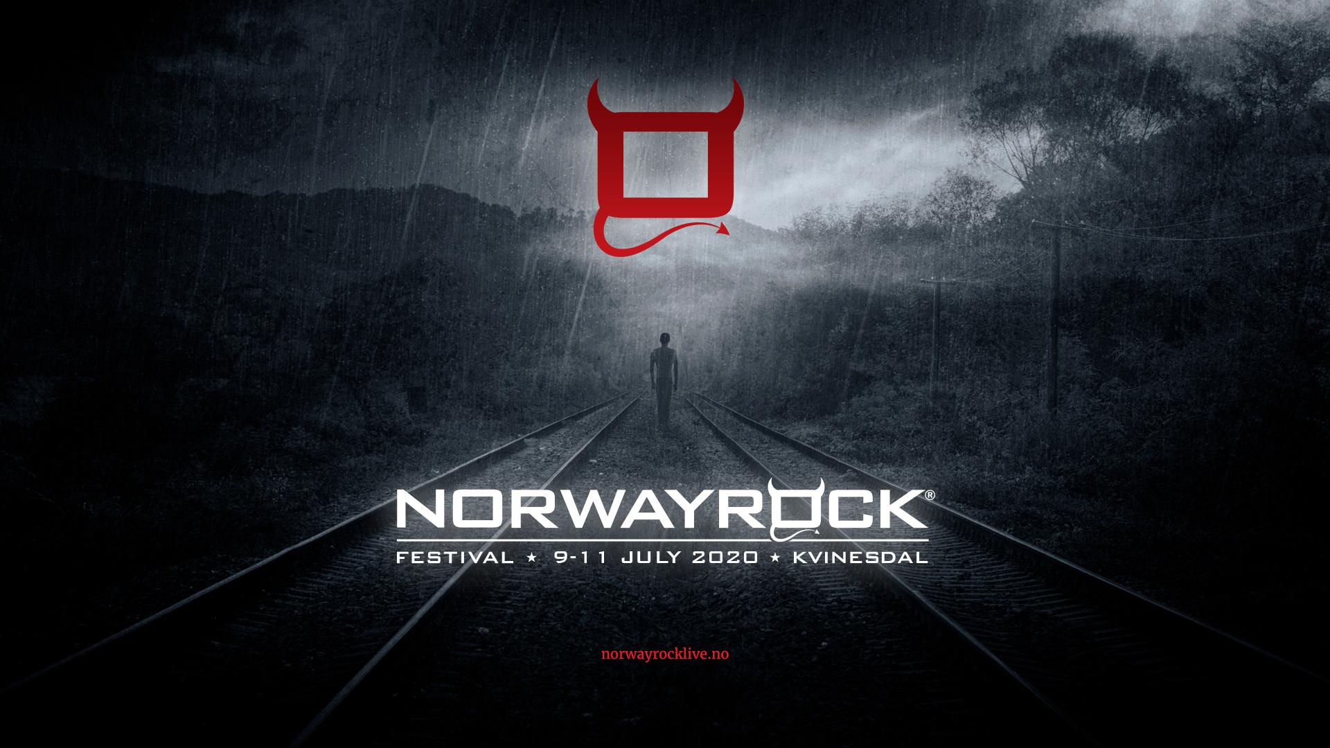 Første Slipp Til Norway Rock Festival 2020!