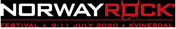 Norway Rock Festival er tilbake 8-10 Juli 2021!