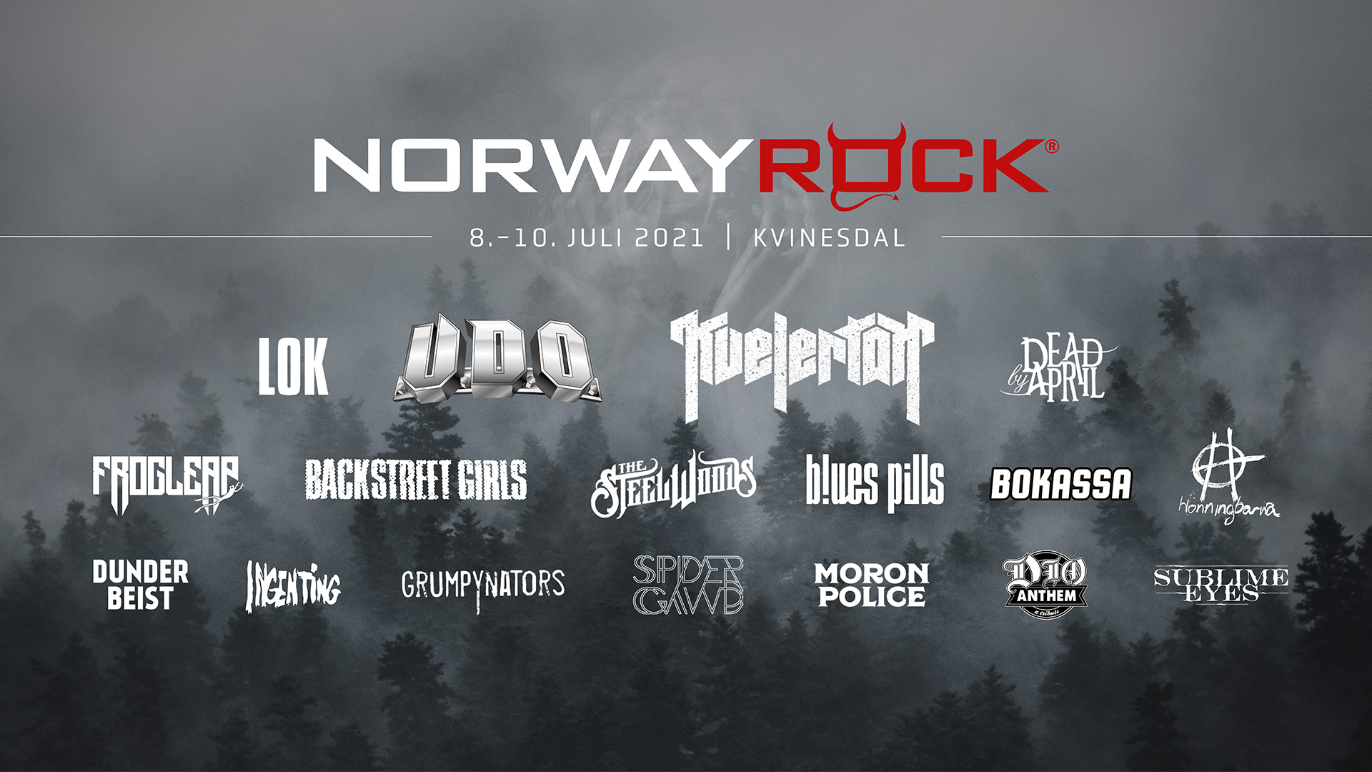 Norway Rock Festival 2021
